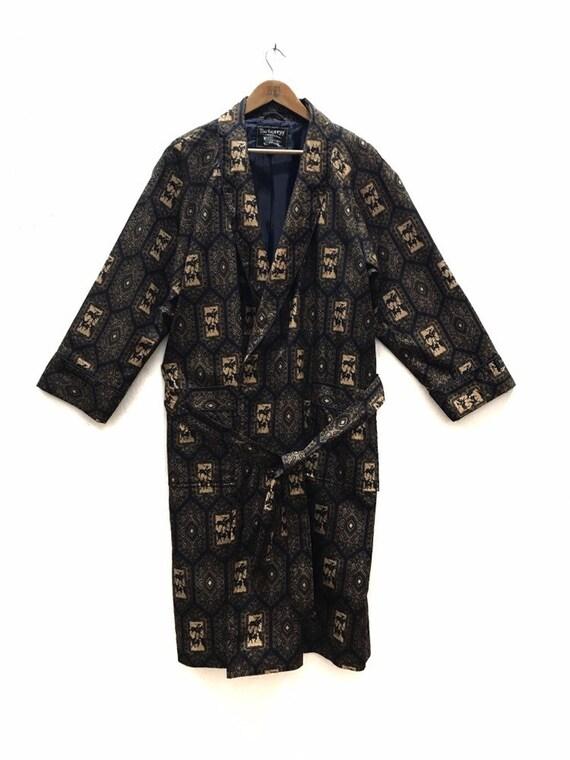 Vintage Burberrys Sleepwear Pyjamas