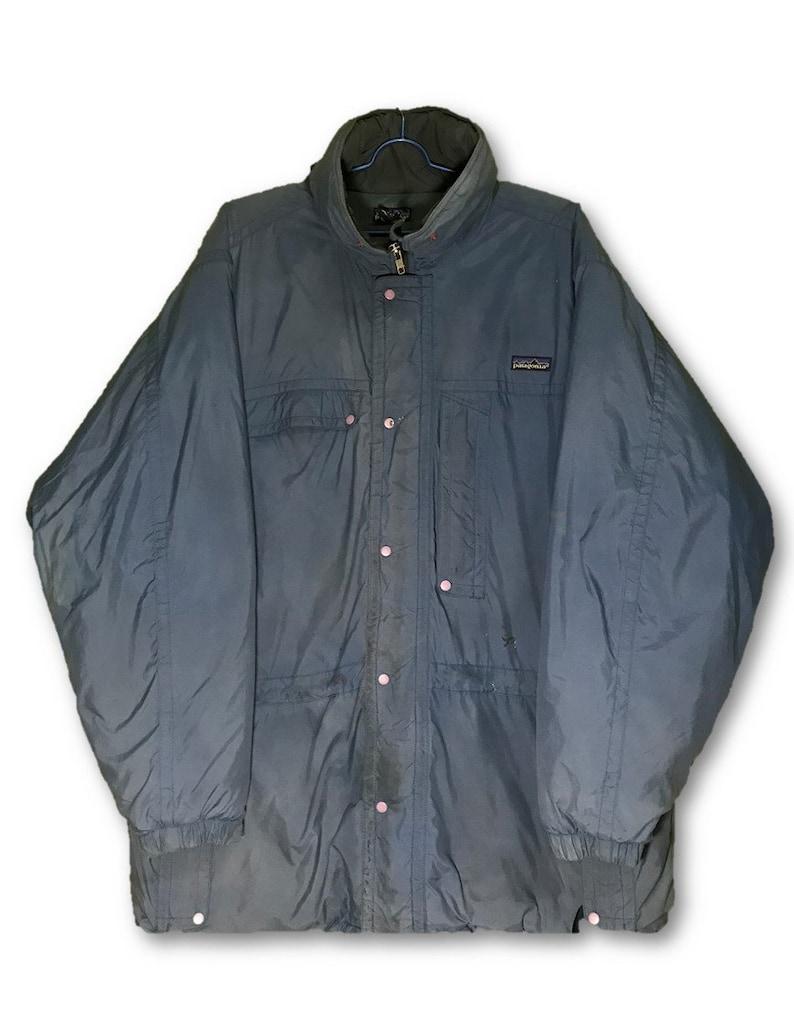 Vintage Patagonia Puffer Down Jacket Large Size