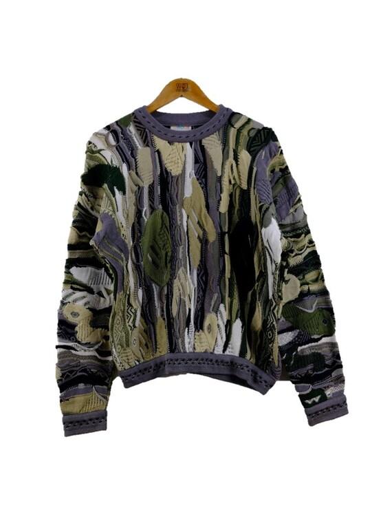 Vintage Coogi Autralia Knitwear Sweatshirt
