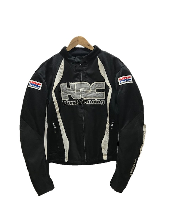 Vintage Honda Racing Jacket