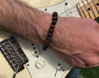 Men bracelet easy to put on