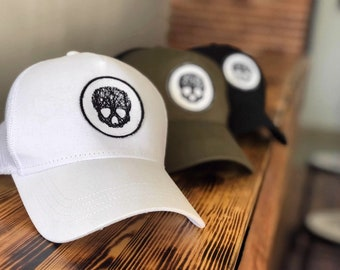 de7a3c90dfd Unisex trucker hat
