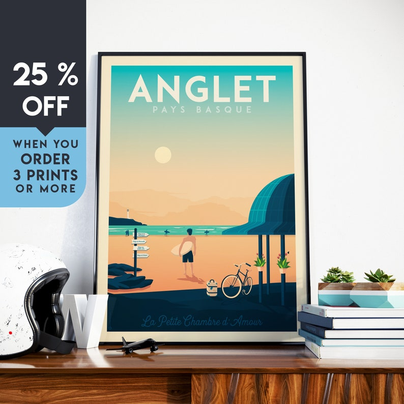 LOS ANGELES HOLLYWOOD POSTER ART PRINT A4 A3 BUY 2 GET ANY 2 FREE