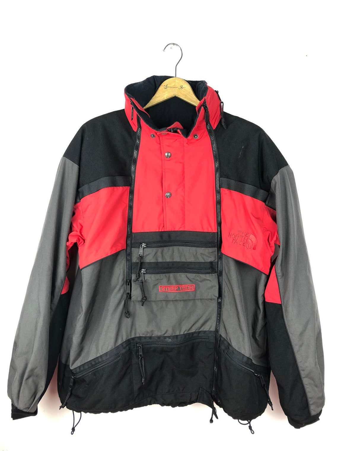 The North Face Steep Tech Tactical Winter Multipocket Jacket