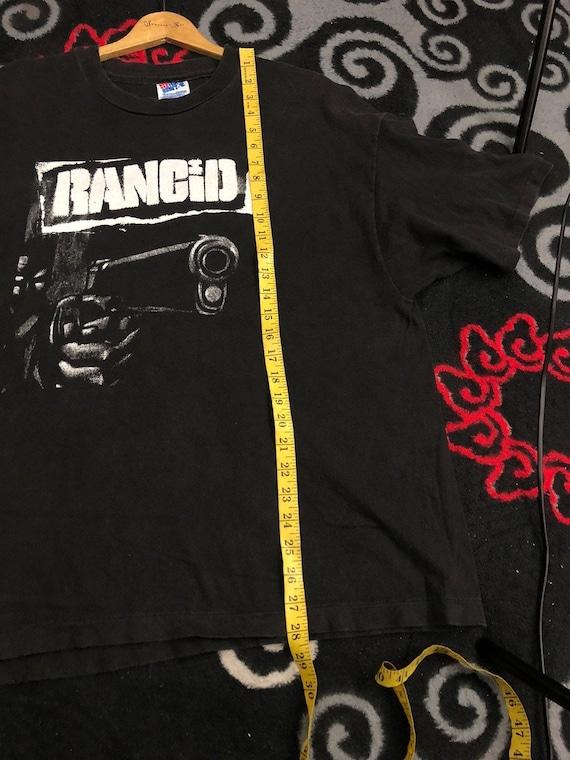 Vintage Rancid Band T-Shirt - image 10