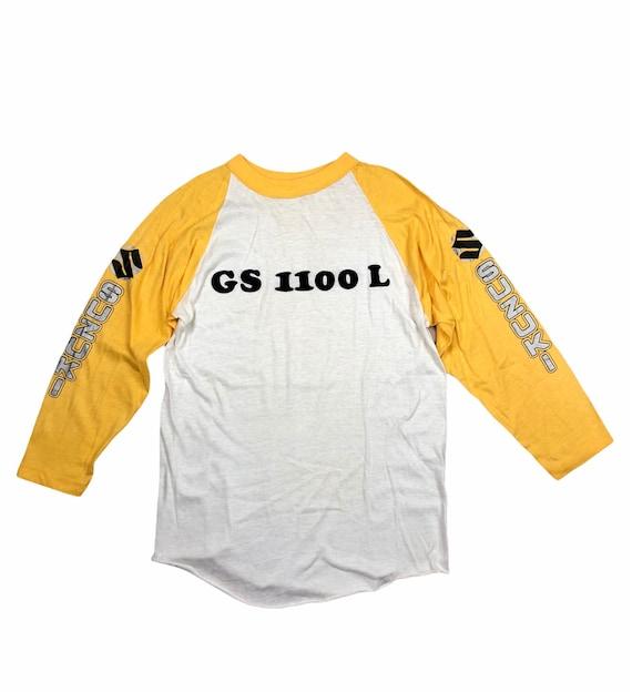 Vintage GS1100L Suzuki Motorcycle T-Shirt