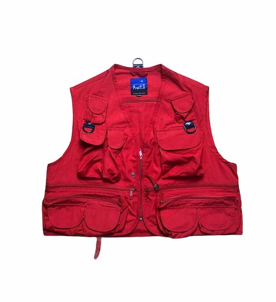 Vintage Multi-pocket Tactical Vests