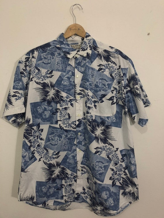 Aloha Full Print Movie Shirt