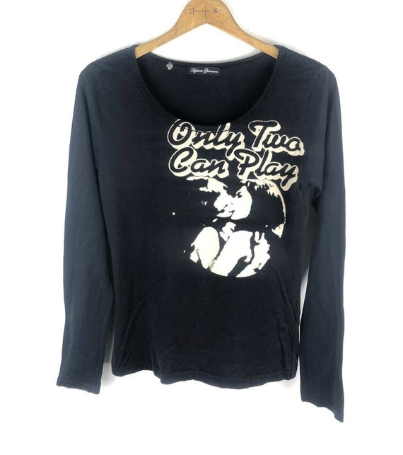 Hysteric Glamour Long Sleeve T-Shirt