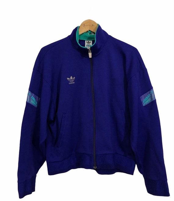 Vintage Adidas Track-top Jacket