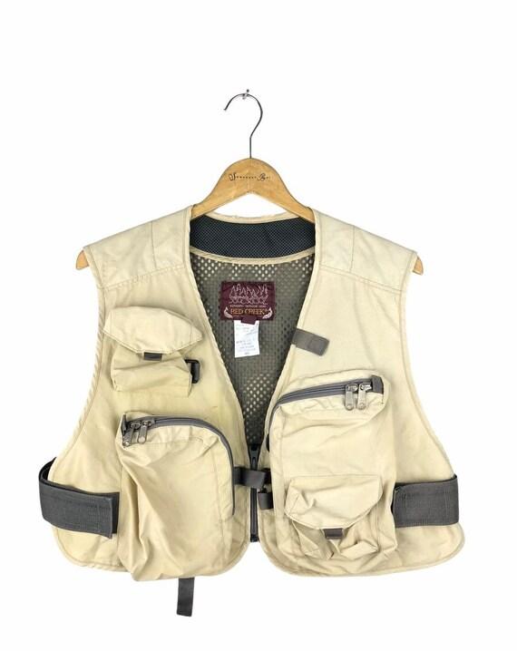 Red Creek Made In Japan Multi Pocket Tactical Vest