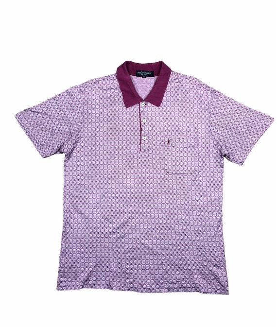 Vintage Yves Saint Laurent YSL Polo Shirt