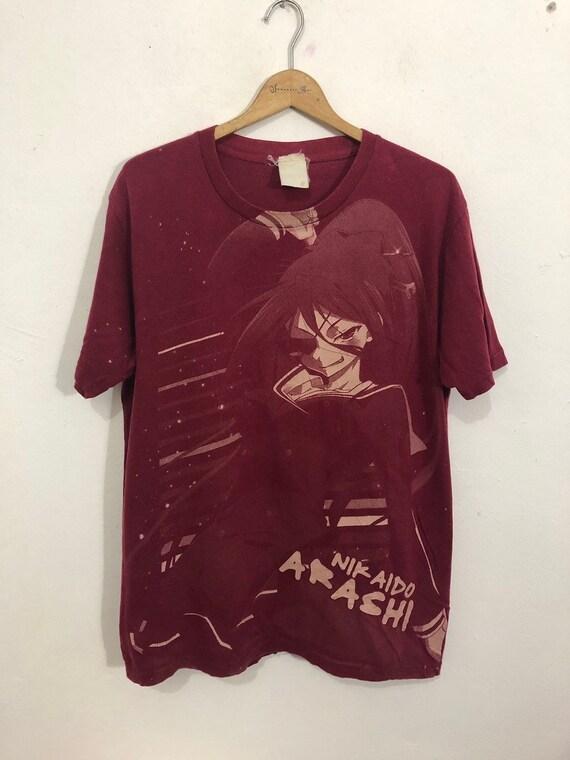 Nikaido Arashi Japanese Anime Manga T-Shirt