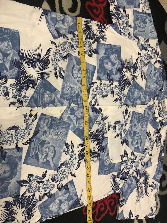 Aloha Full Print Movie Shirt - image 9