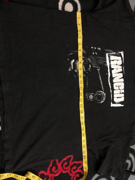 Vintage Rancid Band T-Shirt - image 9