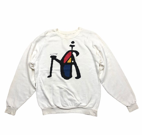 Michelangelo Michel Ange Painter Artist Sweatshirt