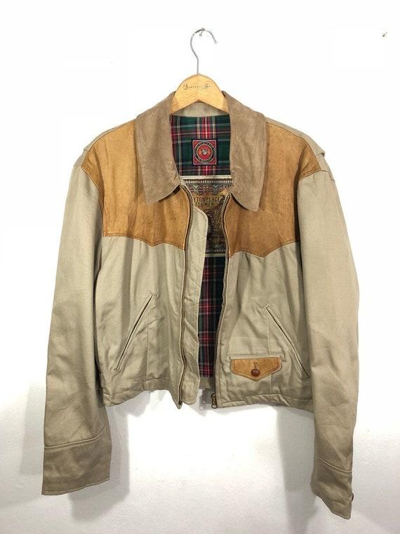 PPFM Half Leather Jackets