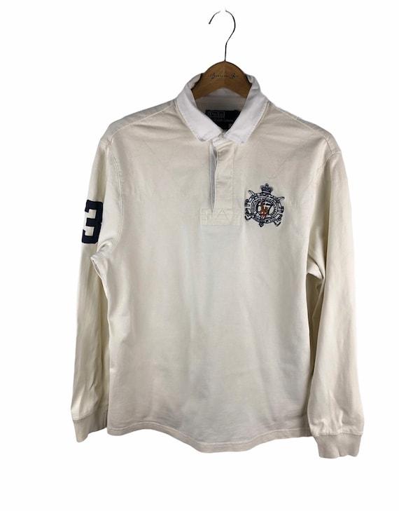 Vintage Polo Ralph Lauren Equestrian Polo Shirt