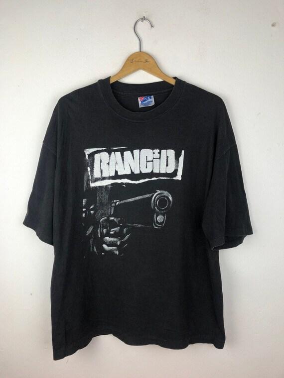 Vintage Rancid Band T-Shirt - image 1