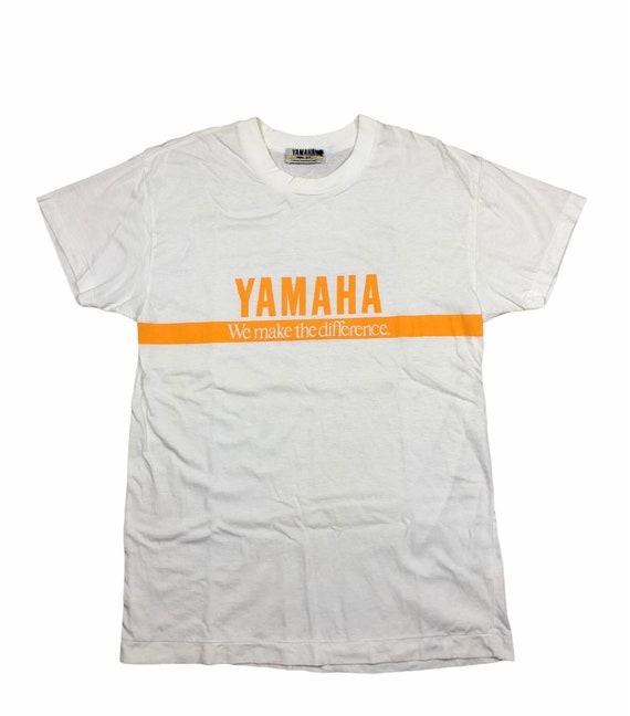 Vintage Yamaha Racing T-Shirt