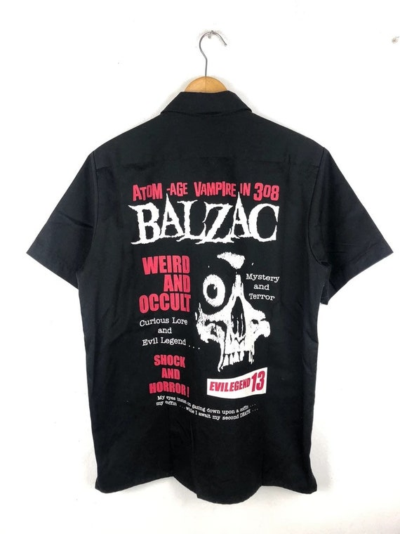Atom-Age Vampire 308 Balzac Evilegend-13 Shirt