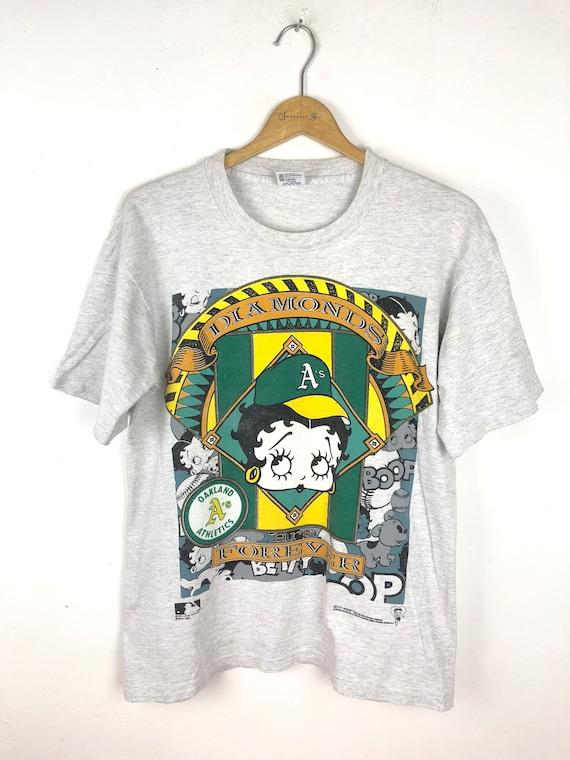 Vintage Betty Boop X Major League T-Shirt