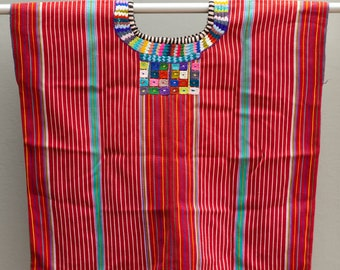 Huipil, handwoven from Guatemala