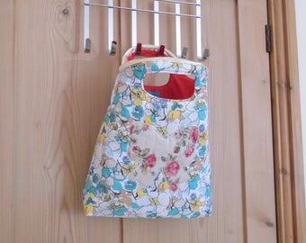 A Beautiful Handmade Bag with Applique