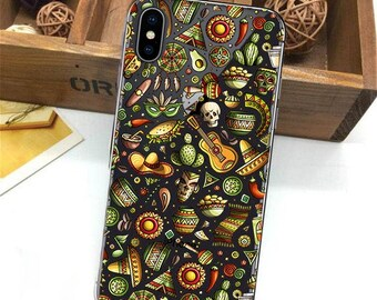 iphone 8 case mexican