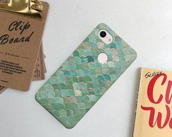 4f3539550bc84d Google pixel 3a case, scales case, pixel 3 case, pixel 3xl case, mermaid,  pixel 2 case, pixel 3a xl case, green scales, pixel 2xl case,pixel