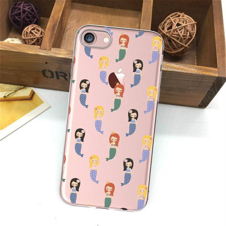 xs max case iphone 8 iPhone SE iphone mermaid case iPhone 7 case iPhone 6s Plus iphone x case iPhone 7 Plus iphone xs Mermaid case