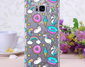 Caticorns case for Samsung S7 Active, S7, S6, S6 active, Samsung S8 unicorn case, Samsung J5 2017, J5 prime, J3, j7 Samsung A3 2017, A5 2017