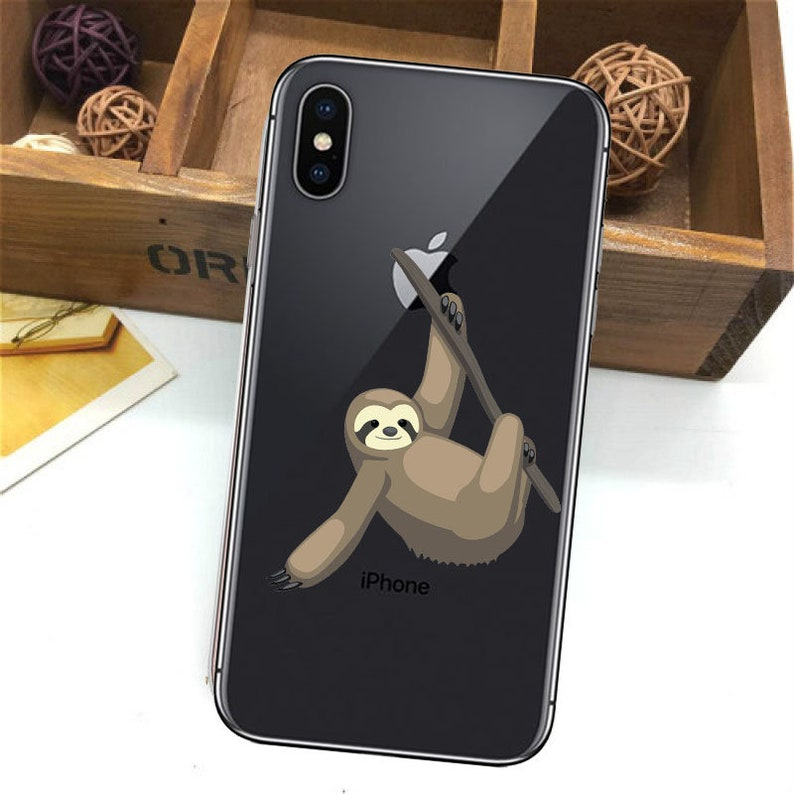 sloth phone case iphone xs max