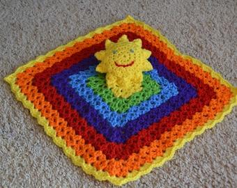 Sun Lovey Blanket