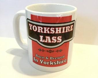 Yorkshire Lad / Lass Mug