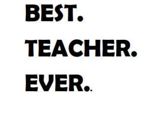 BEST. TEACHER. EVER.  Coffee Mug