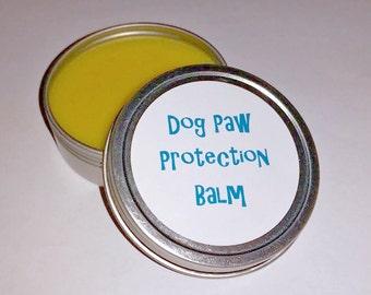 Dog Paw Protection Balm - 2 oz. tin