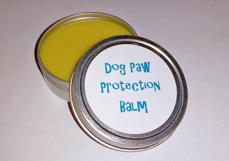 Dog Paw Protection Balm  2 oz. tin image 0