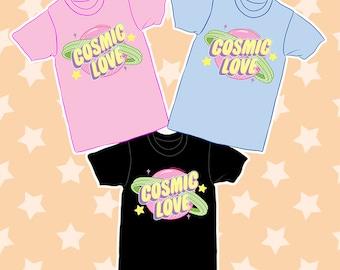 0857f6e8 Cosmic Love T-Shirt!