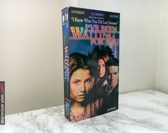 I've Been Waiting For You VHS I've Been Waiting For You VHS (1997) - RARE Horror