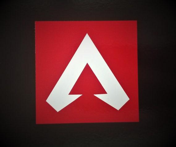 Apex Legends Logo Vinyl Decal | Etsy