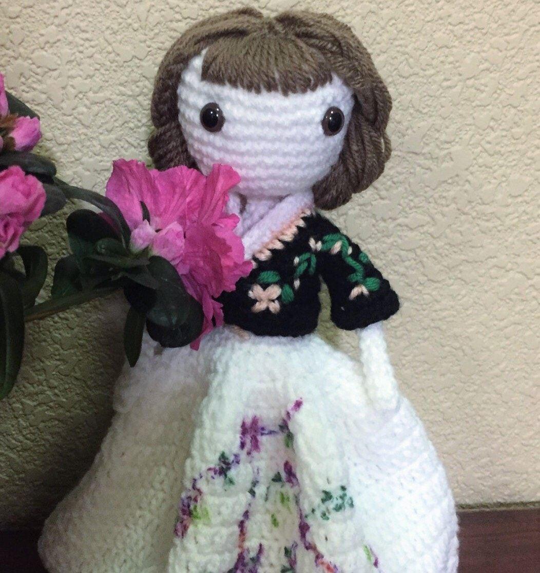 Amigurumi Doll Pattern Amazing Inspiration