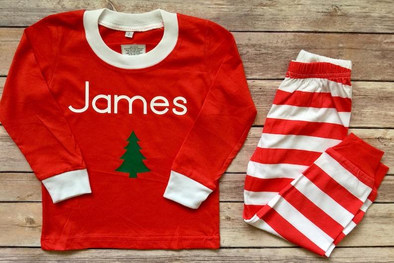 f7a7bcb62971 Baby Boy Christmas Pajamas Baby Christmas Pajamas Baby