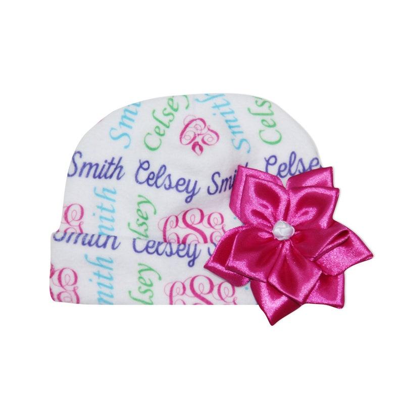 Custom Baby Cap Baby Bodysuits Personalized Baby Girl Custom Name- Gift for baby Custom Name ruffle pants Baby onesie