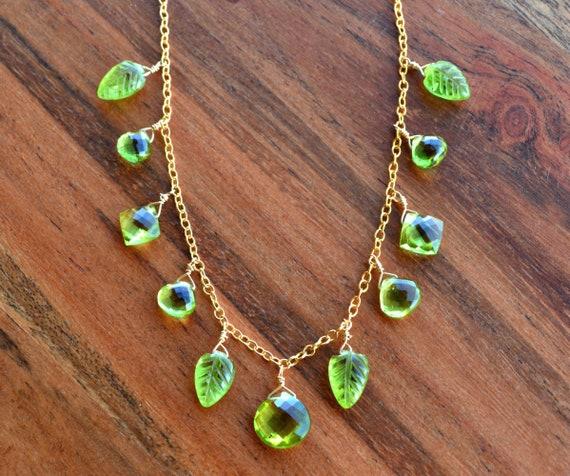 Peridot Birthstone Gift ~ Genuine AAA Quality Peridot Gemstones