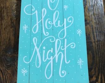 O Holy Night Door/Wall Decoration