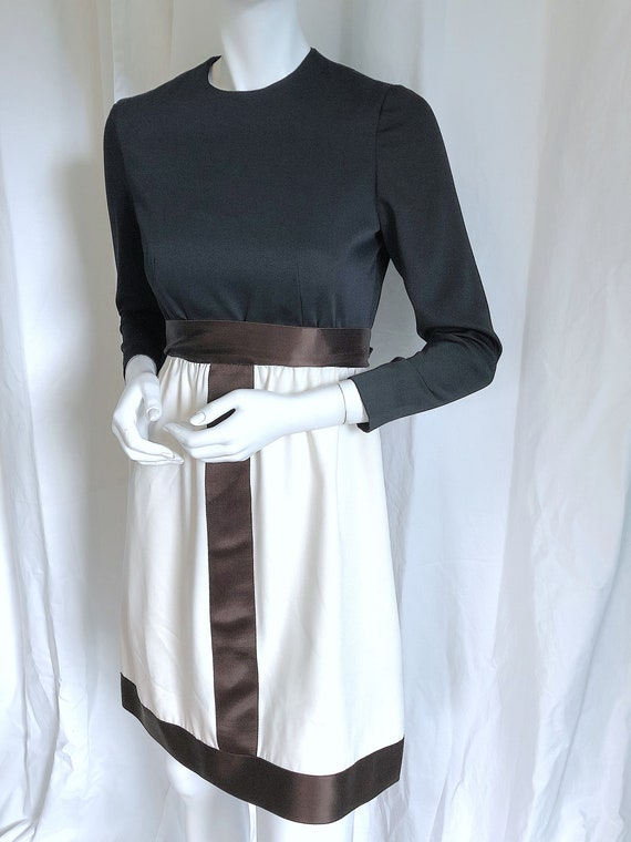 1940s Irish Linen Dress, 1950s Mid Century Dress,… - image 9