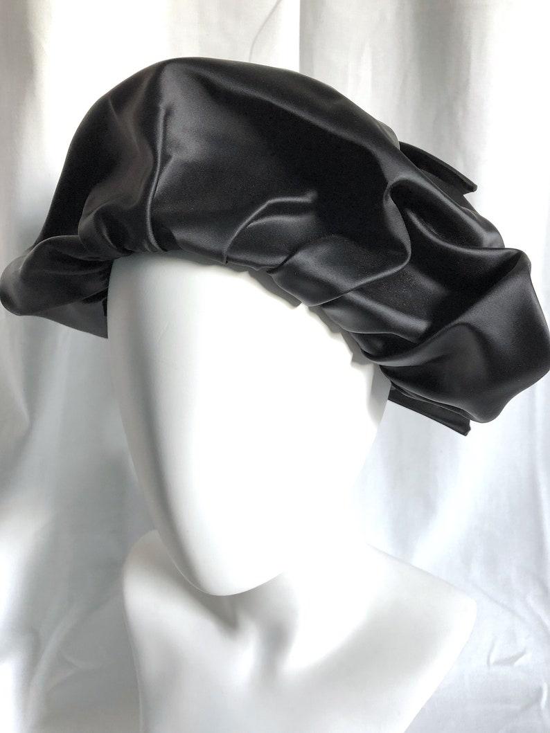 29a7ab4b3bd 1950s CHRISTIAN DIOR CHAPEAUX by Yves Saint Laurent for Dior