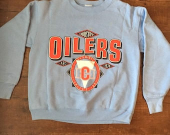 Vintage Houston Oilers Sweatshirt 6ae007ca7