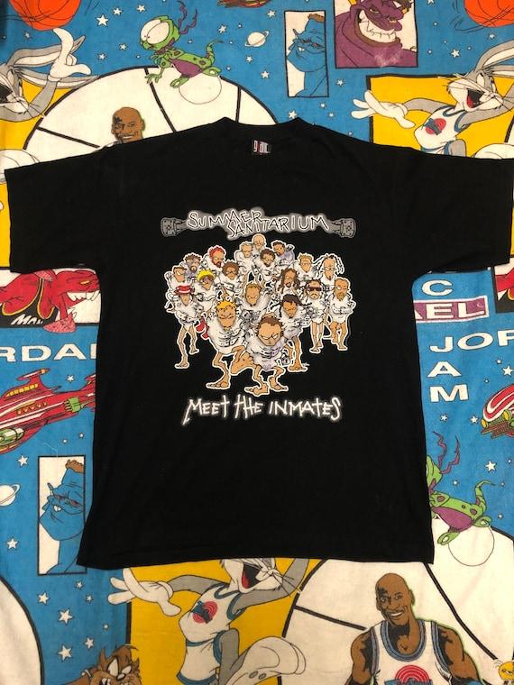 2000s Summer Sanitarium Tour Shirt